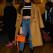 London, England, UK. 1st December 2017. Jade King attends Sagaboi Magazine: Men's Style 2017 - book launch held at WeWork Old Street.