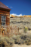 Bodie State Park California