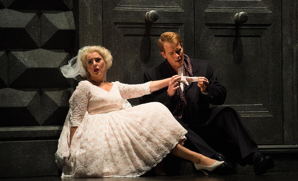 Glyndebourne Touring Opera present Don Giovanni by Wolfgang Amadeus Mozart<br /> <br /> <br /> Don Giovanni - Duncan Rock<br /> Zerlina  - Louise Alder<br /> <br /> Conductor Pablo Gonz&aacute;lez (15, 22, 25, 27, 30 Oct; 4,8, 11, 15, 18, 22, 25 Nov)<br /> Ben Gernon (29 Nov; 2, 6, 9 Dec)<br /> Director Jonathan Kent<br /> Revival Director Lloyd Wood<br /> Designer Paul Brown<br /> Lighting Designer Mark Henderson<br /> <br /> The Glyndebourne Tour Orchestra<br /> The Glyndebourne Chorus<br /> <br /> Don Giovanni Duncan Rock<br /> Donna Anna Ana Maria Labin<br /> Don Ottavio Anthony Gregory<br /> Donna Elvira Magdalena Molendowska<br /> Leporello Brandon Cedel<br /> Il Commendatore Andrii Goniukov<br /> Zerlina Louise Alder<br /> Masetto Božidar Smiljanić