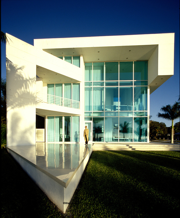 Theisen house, Guy Peterson, FAIA, architect, Sarasota, Florida