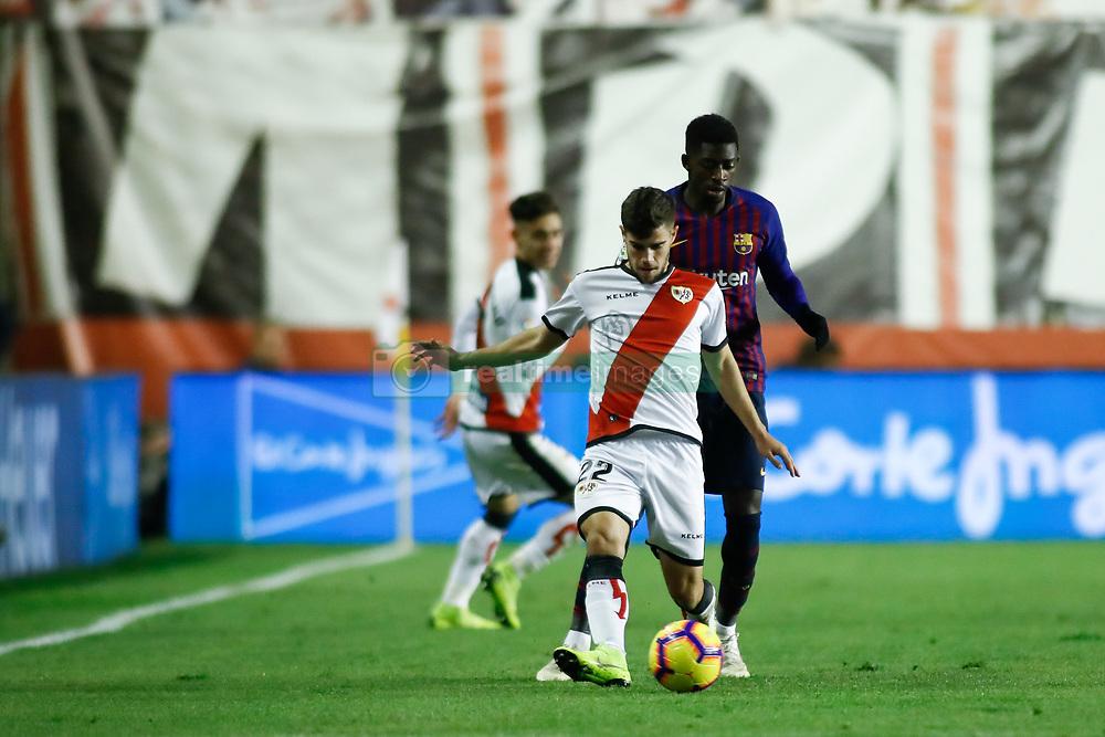 صور مباراة : رايو فاليكانو - برشلونة 2-3 ( 03-11-2018 )  20181103-zaa-a181-305