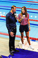 Alain BERNARD  - 03.04.2015 - Championnats de France de Natation 2015 a Limoges<br />