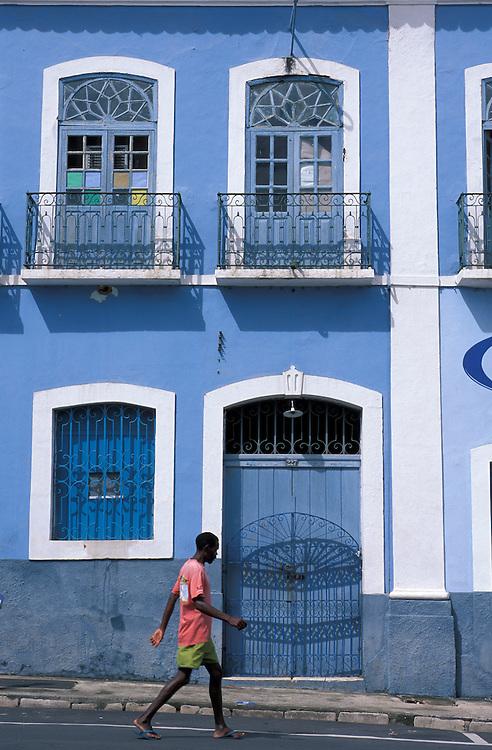 Praca Benedito Leite, Praia Grande, Old Town, Sao Luis, Maranhao, Brazil