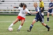 Soccer 2009 Girls Salamanca Varsity Soccer vs Chautauqua Lake Playoffs
