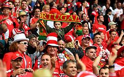 A young Portugal fans amongst the Austria fans  - Mandatory by-line: Joe Meredith/JMP - 18/06/2016 - FOOTBALL - Parc des Princes - Paris, France - Portugal v Austria - UEFA European Championship Group F