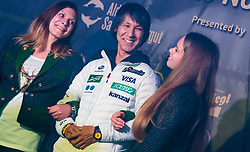 13.01.2018, Grimming Therme, Bad Mitterndorf, AUT, FIS Ski Flug Weltcup, Winnersparty, im Bild Noriaki Kasai (JPN) // Noriaki Kasai of Japan during the  Noriaki Kasai Tribute Party of the FIS Ski Flying World Cup at the Grimming Therme, Bad Mitterndorf, Austria on 2018/01/13, EXPA Pictures © 2018, PhotoCredit: EXPA/ JFK