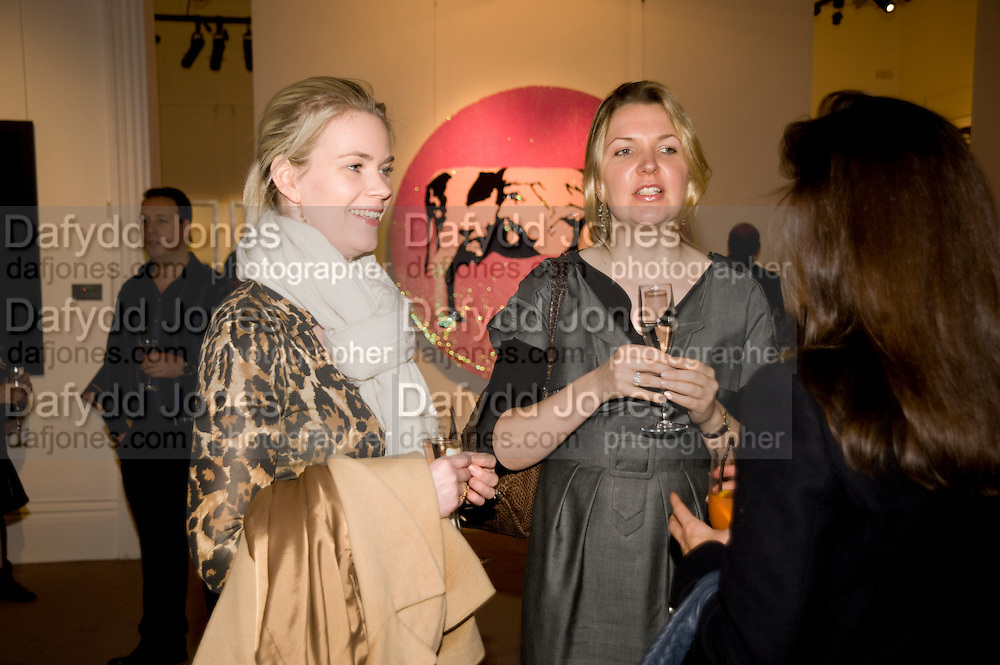 CHRISTINA BOHM; CHRISTINA SANDERSON, Contemporary art Turkish. Sothebys. New Bond St. London. 2 March 2009 *** Local Caption *** -DO NOT ARCHIVE -Copyright Photograph by Dafydd Jones. 248 Clapham Rd. London SW9 0PZ. Tel 0207 820 0771. www.dafjones.com<br /> CHRISTINA BOHM; CHRISTINA SANDERSON, Contemporary art Turkish. Sothebys. New Bond St. London. 2 March 2009