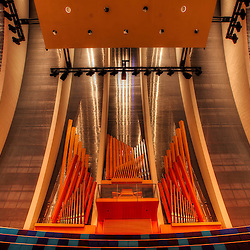 GKD Metal Fabrics at Kauffman Center