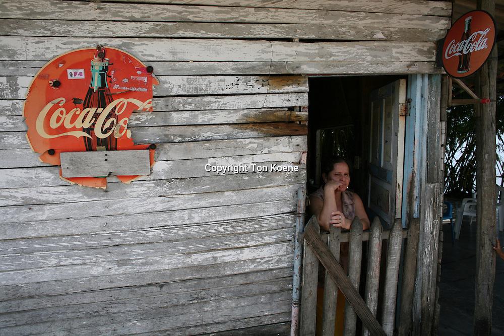 coca cola in colombia