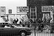 Free TERRY FIELDS march Liverpool 1991<br />