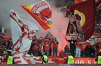20120302: LISBON, PORTUGAL – Liga Zon Sagres 2011/2012: SL Benfica vs FC Porto. In Picture: Benfica's Supporters. PHOTO: Alvaro Isidoro/CITYFILES