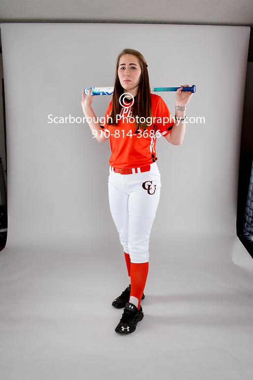 2017 Campbell University Softball Portraits