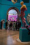 Royal Academy Summer exhibition private view. Piccadilly. London. 3 June 2015