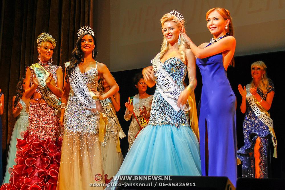RUS/Minsk/20150829 - Mrs. Universe verkiezing 2015,