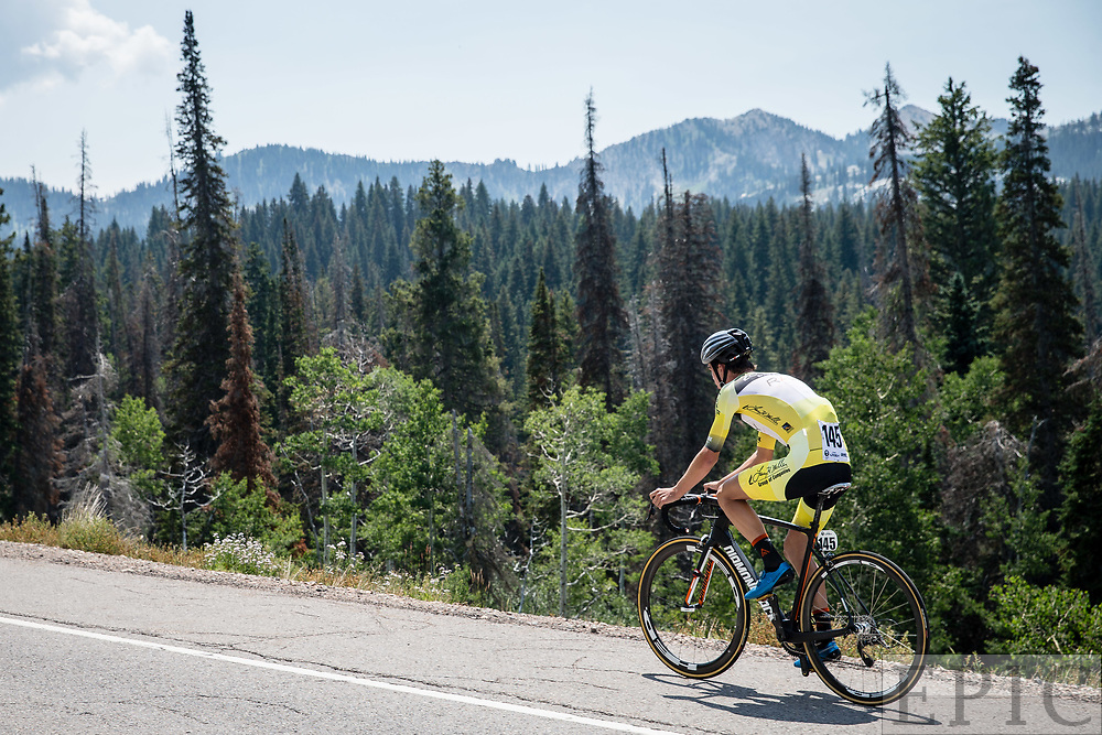 Cycling: Larry H. Miller Tour of Utah 2017 / Stage 3 - Sepp Kuss (Rally), 17th place.<br /> <br /> Big Cottonwood Canyon (9km) / TOU / ITT / Individual Time Trial / Utah  <br /> &copy; Jonathan Devich