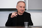 """Giovanni Petrucci<br /> Conferenza Stampa Presentazione Progetto """"Ragazze in Tiro""""<br /> FIP 2018<br /> Milano, 30/03/2018<br /> Foto F. Bertani / Ciamillo - Castoria"""