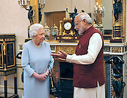 Queen Elizabeth Invites Indian PM Modi To Lunch