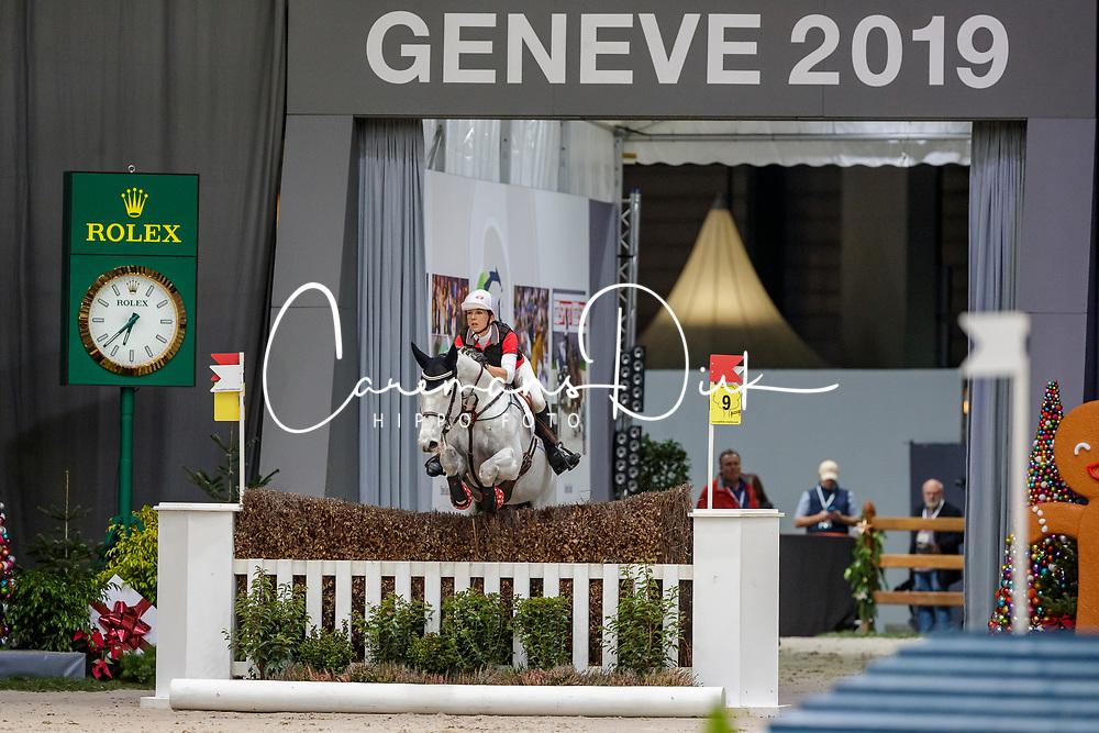 Realini Tiziana, SUI, Toubleu de Rueire<br /> CHI Genève 2019<br /> © Hippo Foto - Stefan Lafrentz<br />  13/12/2019