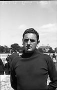 29/06/1952<br /> 06/29/1952<br /> 29 June 1952<br /> Football - Soccer Referees XI vs. Bray United, Bray Co. Wicklow.