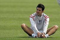 Photo: Paul Thomas.<br /> England Training Session. 01/06/2006.<br /> <br /> Joe Cole.