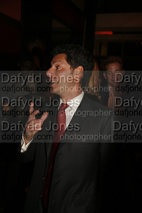JONATHAN HEILBRON, Drinks party to launch a new Thomas Pink shirt called The Mogul which has a pocket which houses one's cigar. Hostyed by the Spectator and Thomas Pink. Floridita. Wardour St. London. 1 November 2006. -DO NOT ARCHIVE-© Copyright Photograph by Dafydd Jones 66 Stockwell Park Rd. London SW9 0DA Tel 020 7733 0108 www.dafjones.com