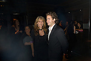 Sonia Friedman; Rupert Goold,The afterparty following the press night of 'No Man's Land', at Mint Leaf. Haymarket October 7, 2008 *** Local Caption *** -DO NOT ARCHIVE-© Copyright Photograph by Dafydd Jones. 248 Clapham Rd. London SW9 0PZ. Tel 0207 820 0771. www.dafjones.com.