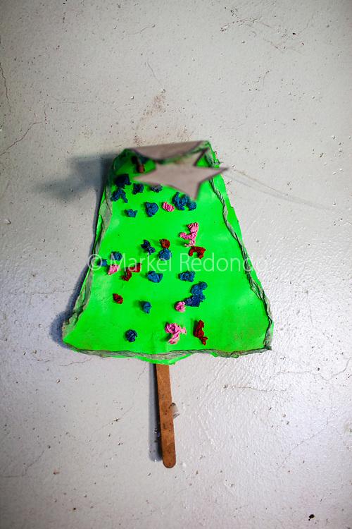 D&eacute;coration de noel dans la maison de Socorro <br /> <br /> Decoracion navide&ntilde;a en la casa de Socorro.