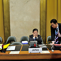 03.03.2014 Conference on Disarmament. Year 35.  2014 Session 1 Plenary meeting 1307. Presidence of Italy.  <br />