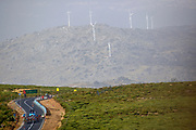 Illustration peloton, Scenery, during the UCI World Tour, Tour of Spain (Vuelta) 2018, Stage 9, Talavera de la Reina - La Covatilla 200,8 km in Spain, on September 3rd, 2018 - Photo Luca Bettini / BettiniPhoto / ProSportsImages / DPPI