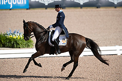 Kittel Patrick, SWE, Well Done de la Roche CMF<br /> World Equestrian Games - Tryon 2018<br /> © Hippo Foto - Sharon Vandeput<br /> 13/09/2018