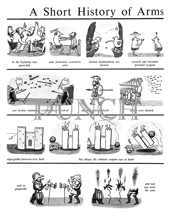A Short History of Arms