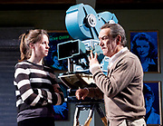 Prism <br /> by Terry Johnson <br /> at Hampstead Theatre, London, Great Britain <br /> press photocall <br /> 11th September 2017 <br /> <br /> Robert Lindsay as Jack Cardiff <br /> Rebecca Night as Lucy <br /> <br /> Designed by Tim Shortall<br /> Lighting by Ben Ormerod<br /> Sound by John Leonard <br /> Casting by Suzanne Crowley and Gilly Poole <br /> <br /> <br /> Photograph by Elliott Franks <br /> Image licensed to Elliott Franks Photography Services