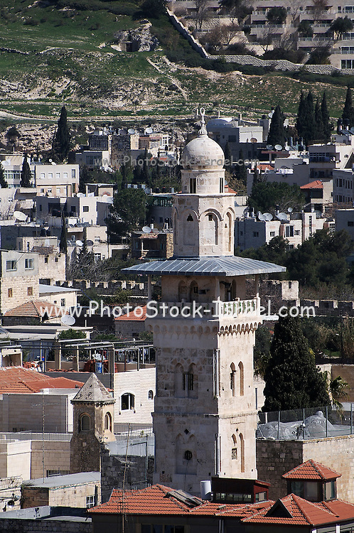 Israel, Jerusalem, Old City