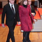 NLD/Amsterdam/20100122 - Uitvaart Edgar Vos, liesbeth List en Wim Nijland