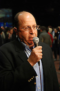 Moshe (Bogie) Ya'alon (born Moshe Smilansky on 24 June 1950) is an Israeli politician and former Chief of Staff of the Israel Defense Forces. He currently serves as a member of the Knesset for Likud, as well as the country's Vice Prime Minister and Minister of Strategic Affairs.