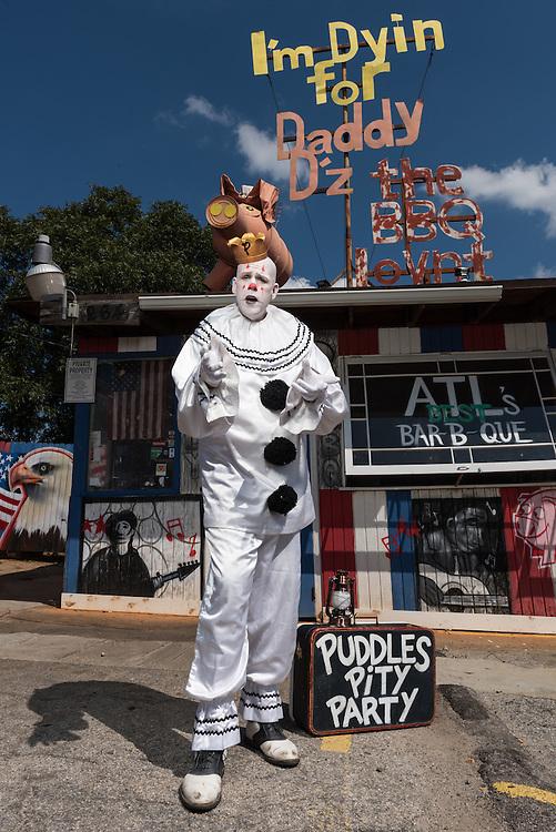 Puddle's Pity Party @ Daddy Dz's BBQ Joynt, Atlanta Georgia.