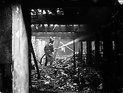 25/4/1958<br /> 4/25/1958<br /> 25 April 1958<br /> Fire at Ormond Quay, Dublin.