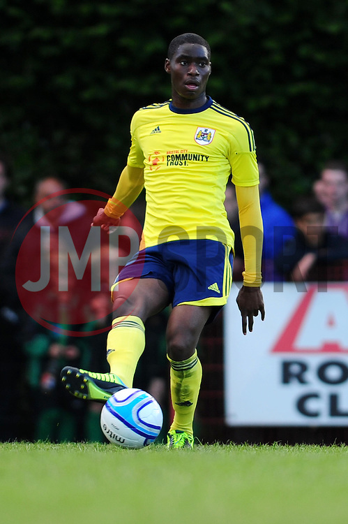 Bristol City's Jordan Wynter - Photo mandatory by-line: Dougie Allward/JMP - Tel: Mobile: 07966 386802 03/07/2013 - SPORT - FOOTBALL - Bristol -  Ashton and Backwell United V Bristol City - Pre Season Friendly