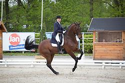 Devroe Jeroen (BEL) - Eres DL<br /> CDI3* Roosendaal 2015<br /> © Hippo Foto - Leanjo de Koster<br /> 09/05/15