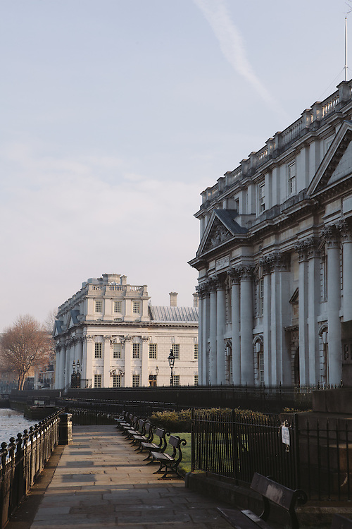 The Greenwich Naval College