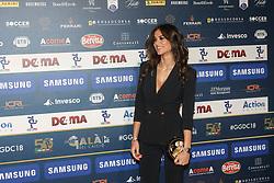 December 3, 2018 - Milan, Italy - Jessica Malena at 'Oscar Del Calcio AIC' Italian Football Awards photocall in Milano, Italy, on December 03 2018  (Credit Image: © Mairo Cinquetti/NurPhoto via ZUMA Press)