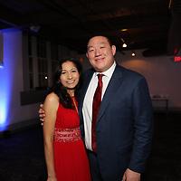 Alma and Johnny Wang