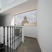 REHABILITATION BUILDING.<br /> ARCHITECT: OLVIDO MU&Ntilde;OZ