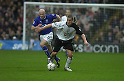10/01/2004 - Photo  Peter Spurrier.2003/04 Barclaycard Premiership Fulham v Everton .