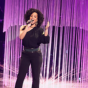 NLD/Hilversum/20180209 - 3e Liveshows The voice of Holland 2018, Tjindjara Metschendorp