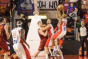 DESCRIZIONE : Roma Lega A 2011-12 Acea Virtus Roma Scavolini Siviglia Pesaro<br /> GIOCATORE : Richard Hickman<br /> CATEGORIA : tiro tagliafuori<br /> SQUADRA : Scavolini Siviglia Pesaro<br /> EVENTO : Campionato Lega A 2011-2012<br /> GARA : Acea Virtus Roma Scavolini Siviglia Pesaro<br /> DATA : 11/01/2012<br /> SPORT : Pallacanestro<br /> AUTORE : Agenzia Ciamillo-Castoria/GiulioCiamillo<br /> Galleria : Lega Basket A 2011-2012<br /> Fotonotizia : Roma Lega A 2011-12 Acea Virtus Roma Scavolini Siviglia Pesaro<br /> Predefinita :