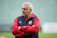 Rugby Union - 2017 British & Irish Lions Tour of New Zealand - Captains Run<br /> <br />  Warren Gatland Head Coach of The British and Irish Lions at the QBE Stadium, Auckland.<br /> <br /> COLORSPORT/LYNNE CAMERON