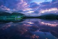 Europe, United Kingdom, UK, Scotland, Argyll, Loch Awe, Kilchurn Castle, (m)