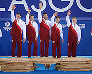 Artistic Gymnastics Day Two 290714