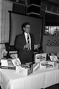 28/12/1962<br /> 12/28/1962<br /> 28 December 1962<br /> Goodbody's Conference at the South County Hotel, Dublin. The conference seems to have been to promote Kleenex for Men tissues, Goodbodys Ltd. may have been the distributers.